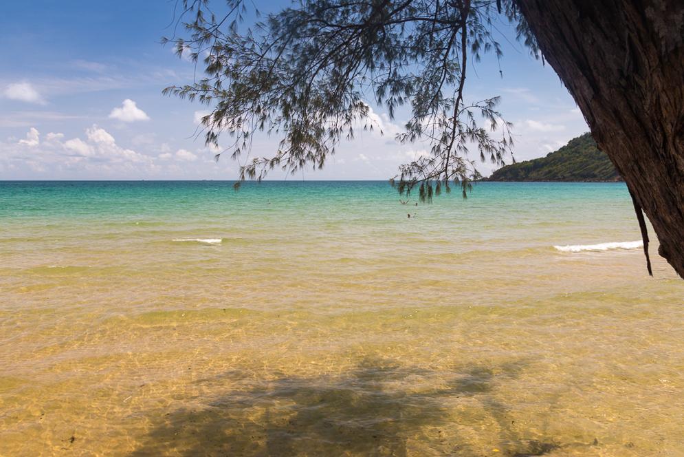 Kambodscha Koh Rong Samloem Lazy Beach 2