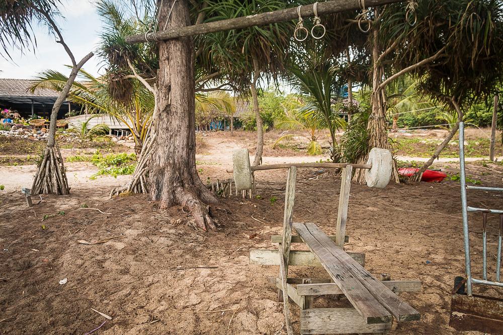 Kambodscha Koh Rong Samloem Lazy Beach 5
