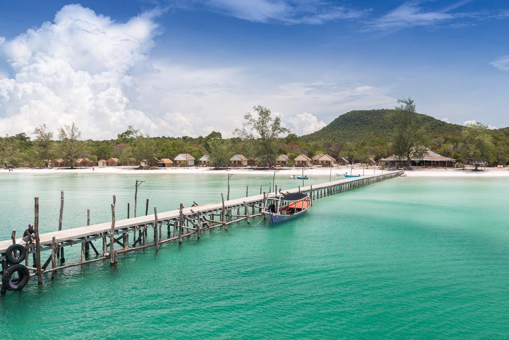 Kambodscha Koh Rong Samloem Saracen Bay 1 Reiseblog