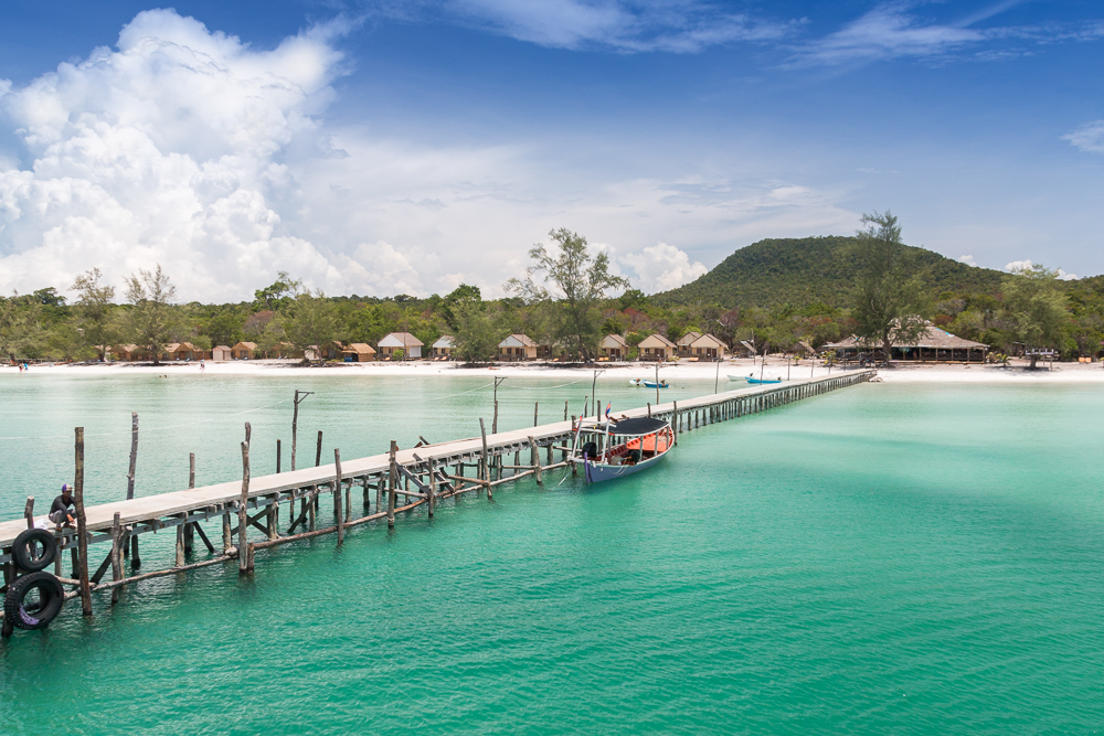 how to get to koh rong samloem
