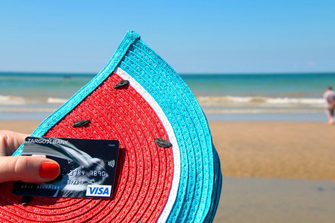 Kreditkarte für Urlaub & Reise