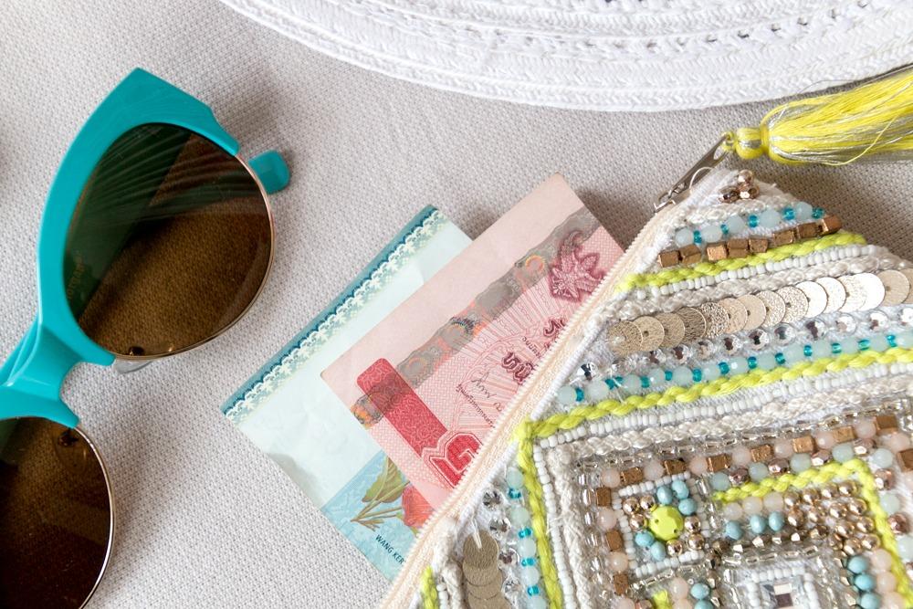 Reisekasse Urlaubskasse Geld Reisen Kreditkarte