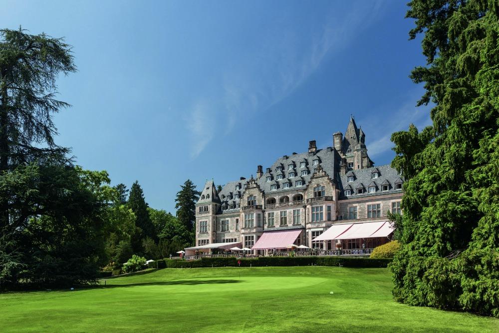 Schlosshotel Kronberg bei Frankfurt Bloggertreffen Reisen Luxus