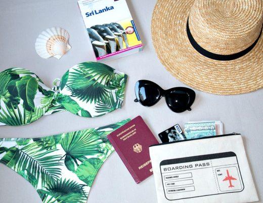 Sparen für und während der Weltreise
