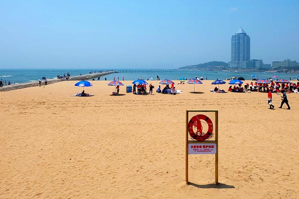1 Strand Quindao Shandong China-2