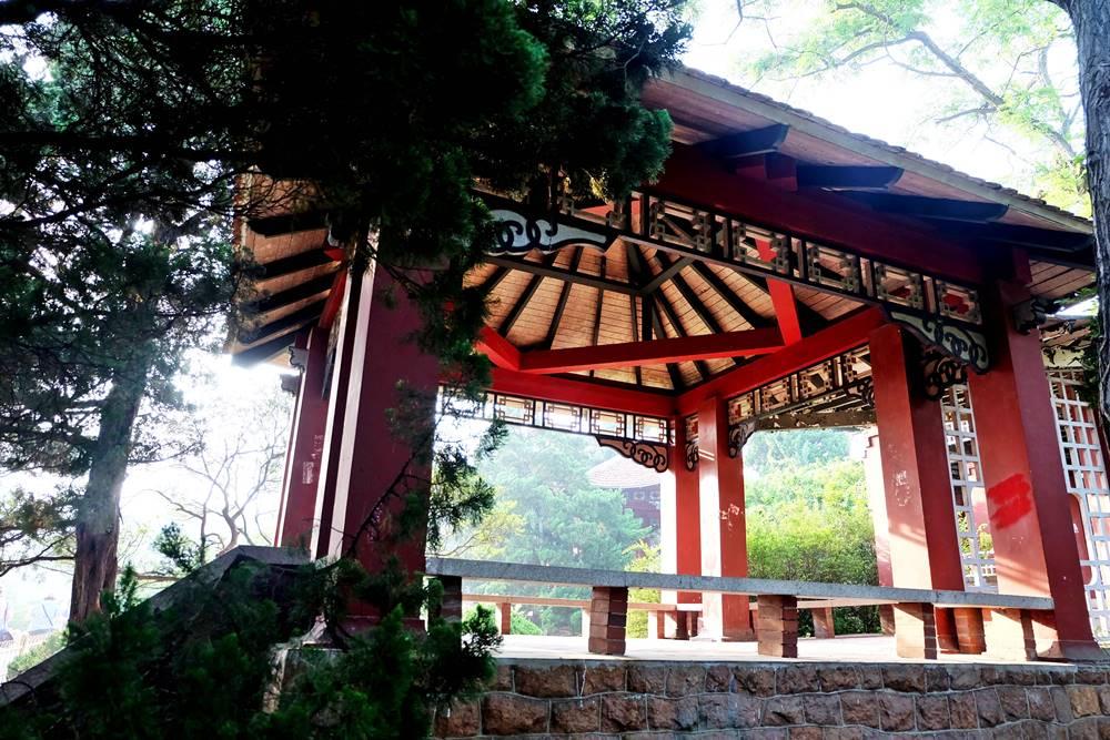 11 Pavillon Zhongshan Park Qingdao Shandong China