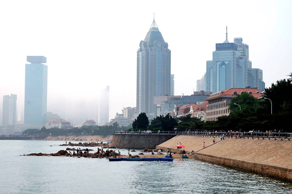 18 Qingdao Promenade Shandong China