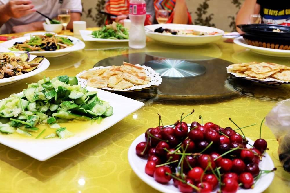 3 Essen Küche Shandong China