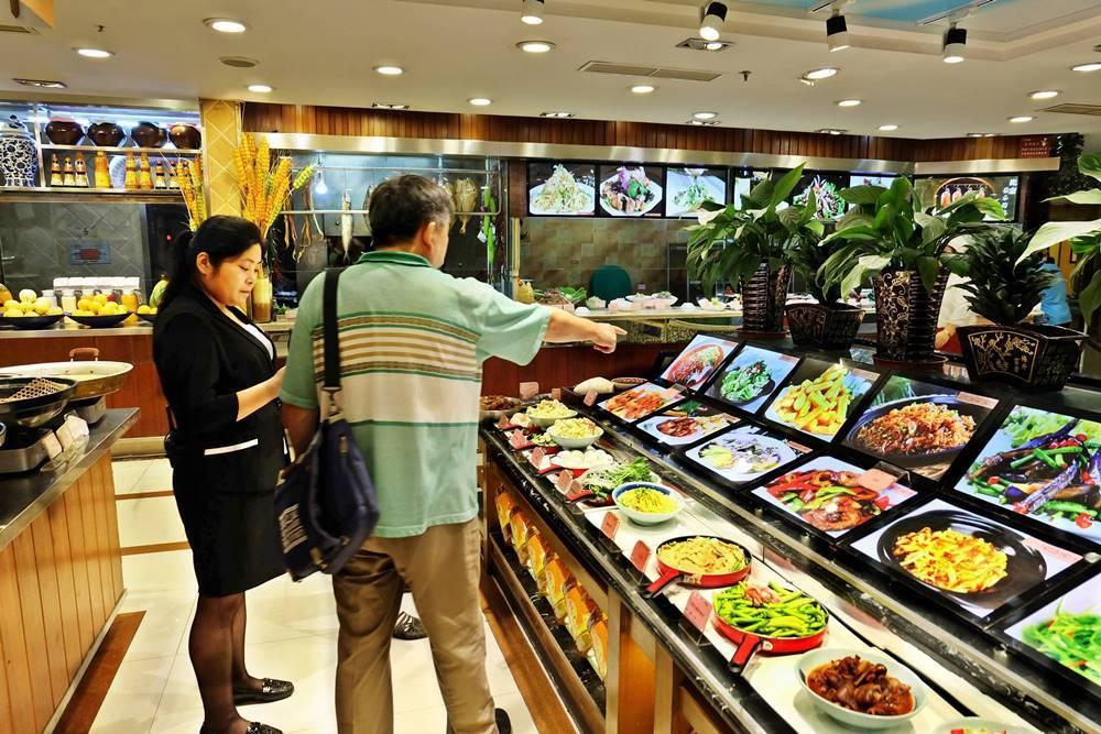 5 Restaurant Shandong Essen Küche China