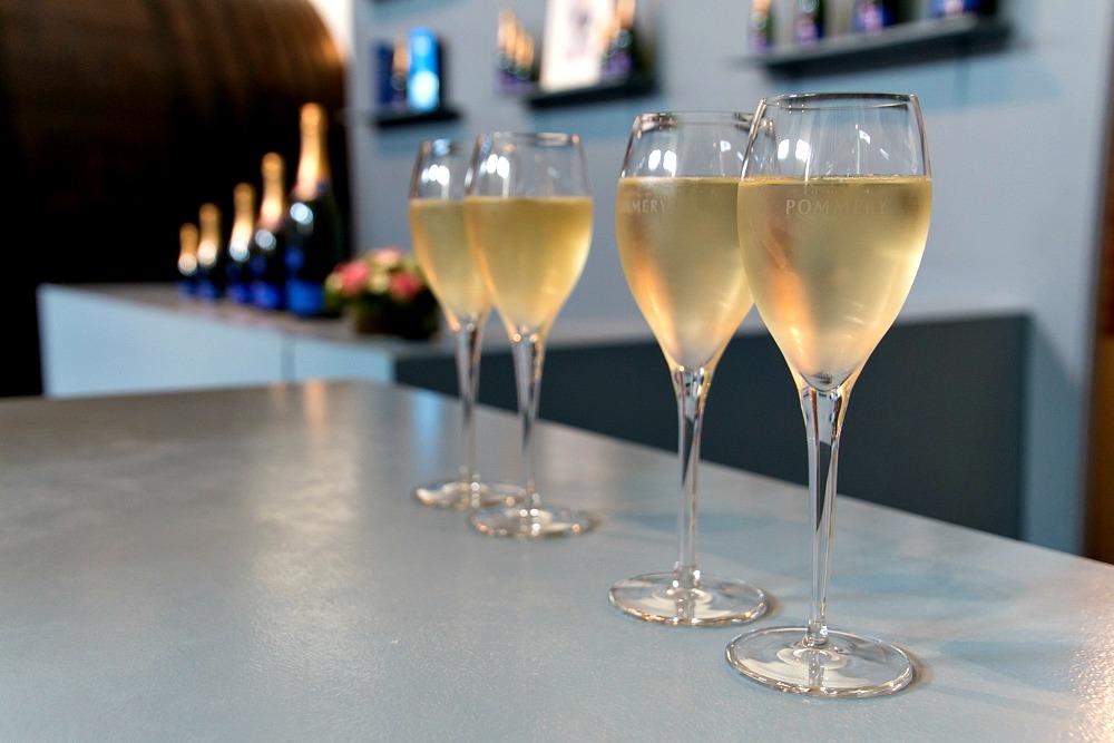 Champagner Verkostung Pommery Reims Frankreich Luxusreiseblog