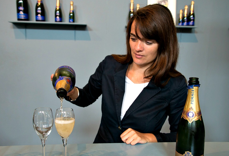 Champagner Verkostung Pommery Reims Frankreich Luxusreiseblogger