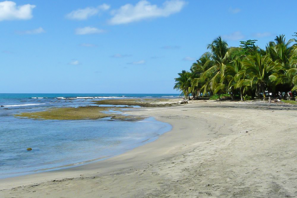 Costa Rica Strand Weltreise