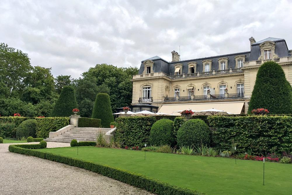 Domaine Les Crayeres Hotel Reims Frankreich Luxusreiseblog