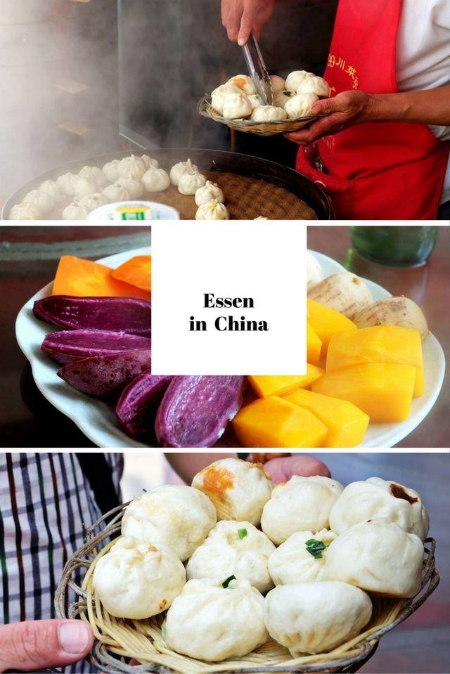 Essen in China: von ungewöhnlichen Dingen wie Qualle oder Seegurke