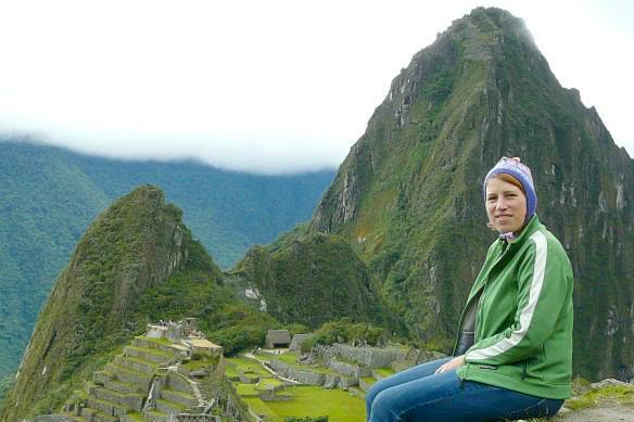 Peru Machu Picchu Weltreise Reiseblogger Anja Beckmann