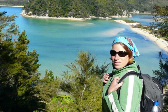 Reiseblogger Anja Beckmann Weltreise