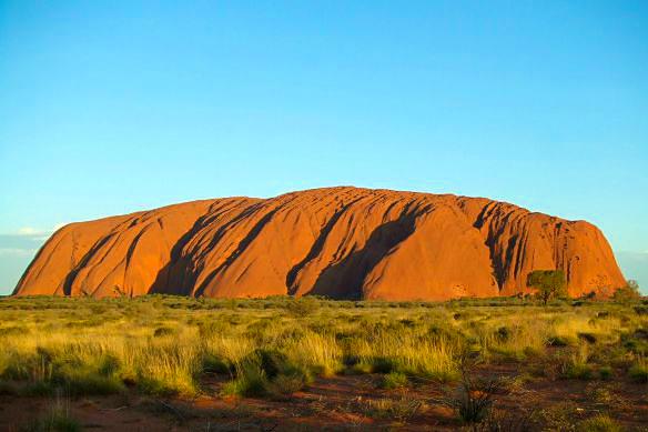 Weltreise Langzeitreise Geld Australien Uluru Ayers Rock