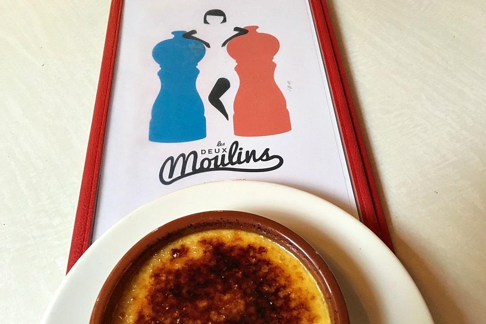 1 Paris Café van Deux Moulins De fantastische wereld van Amélie