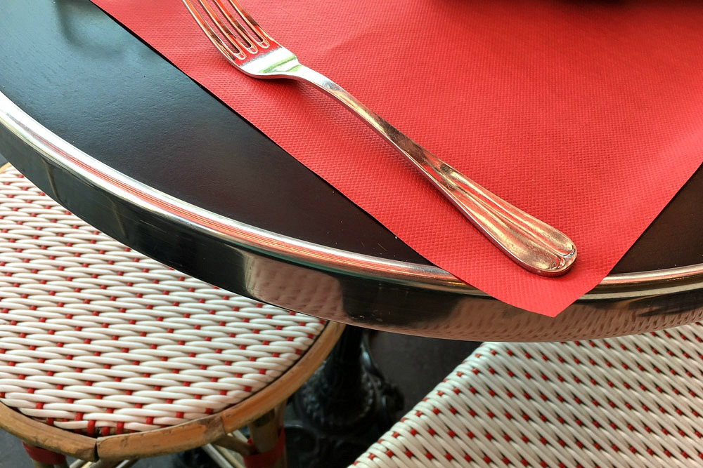1 Restaurant Paris Sommer