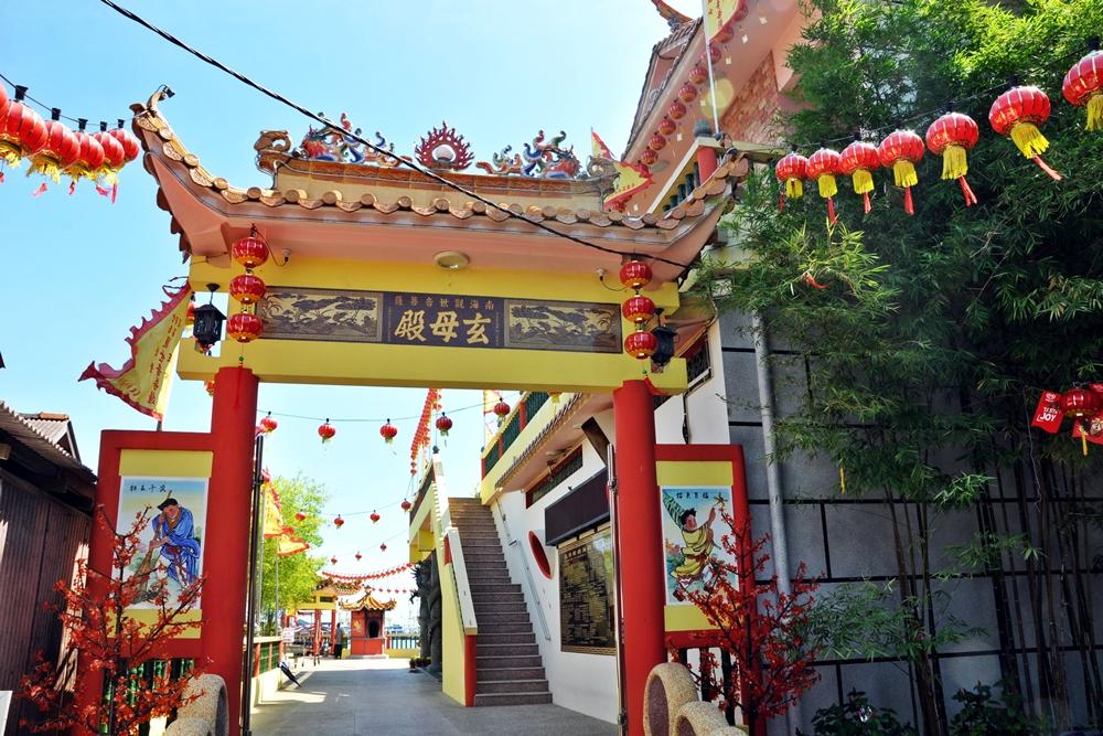 18 Tempel Hean Boo Thean Kuan Yin George Town Penang Malaysia