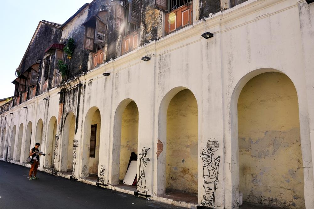 3 Street Art George Town Penang Malaysia