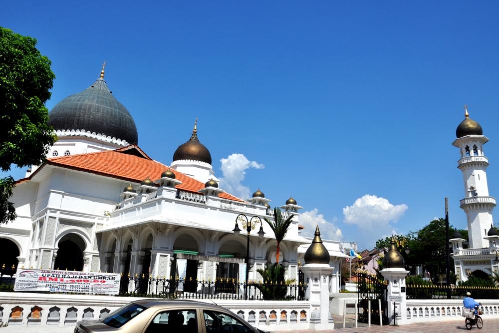 6 Kapitan Keling Moschee George Town Penang Malaysia