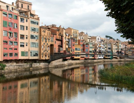 Girona in Spanien