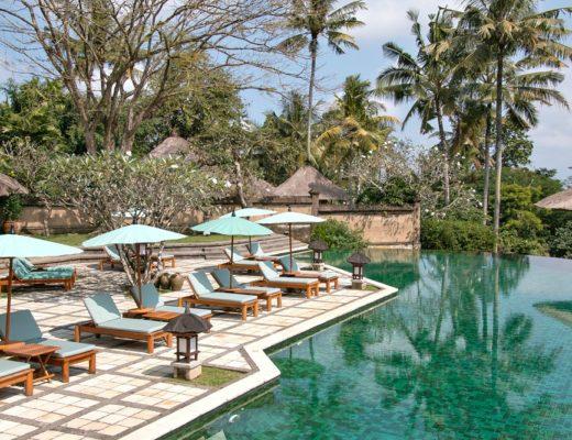 Luxushotel in Ubud, Bali