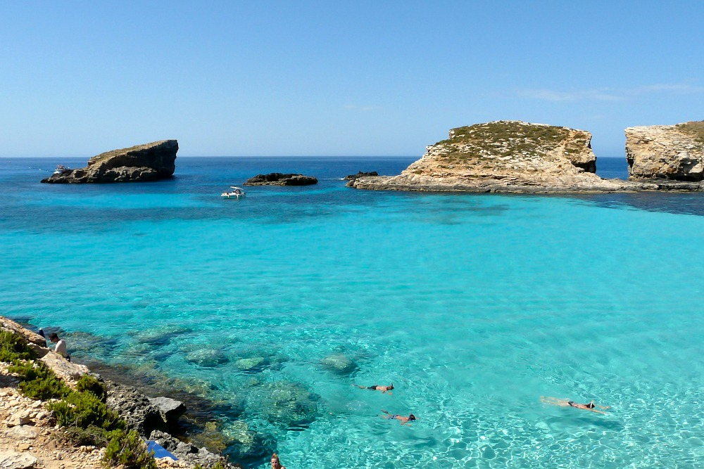 malta-comino-blaue-lagune