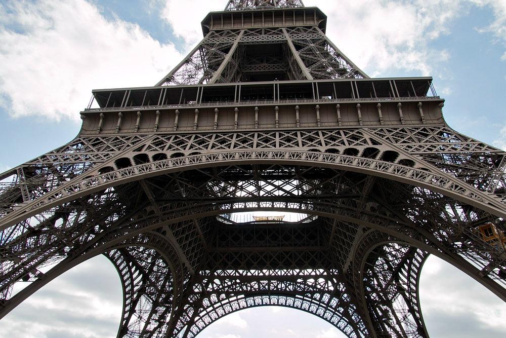 Parijs Eiffeltoren Frankrijk