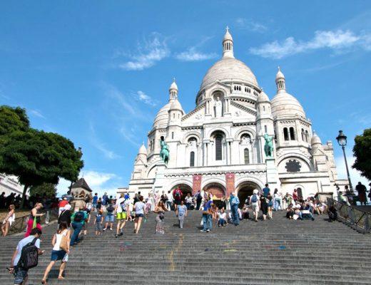 Paris im Sommer Sehenswürdigkeiten