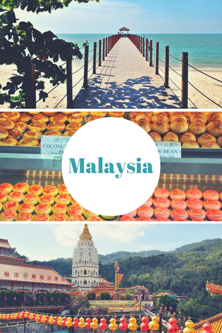 Insel Penang in Malaysia - lies mehr dazu im Reiseblog