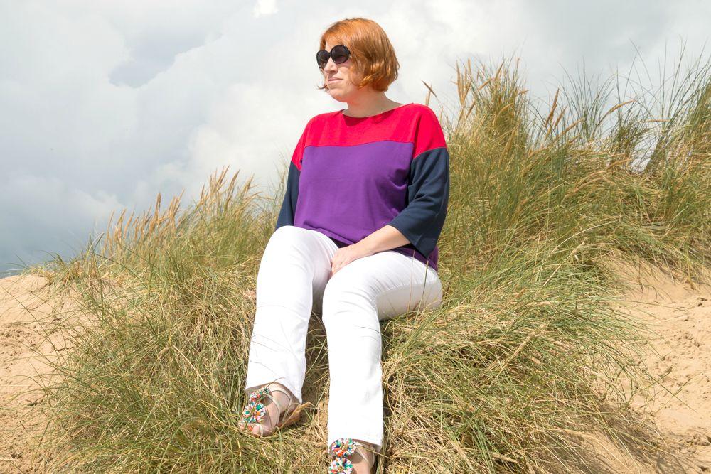 Reiseblogger Anja Beckmann in England