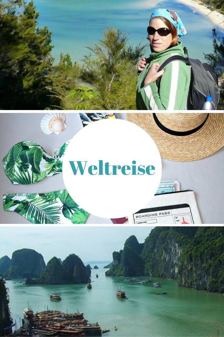 Weltreise & Geld: Sparen für und während der Langzeitreise