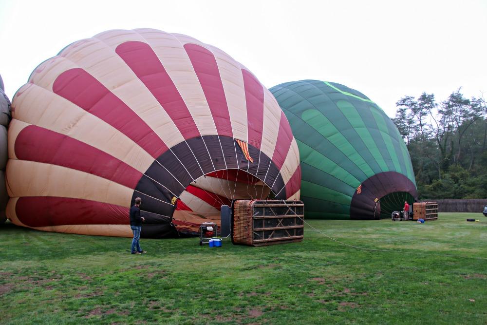 1-ballonfahrt-spanien-garrotxa-pyrenaeen