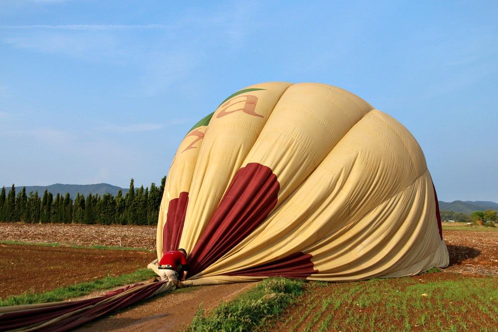 17-ballonfahren-heissluftballon-spanien-landung