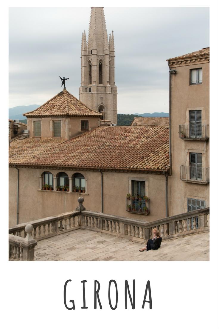 Girona, Spanien: Bunte Häuser, Game of Thrones & Sterneküche