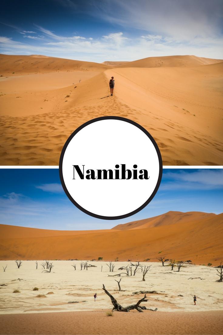 Namibia (Afrika): Wüste, die höchsten Dünen der Welt & Safari
