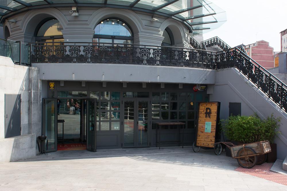 Restaurant La Ribera Bilbao