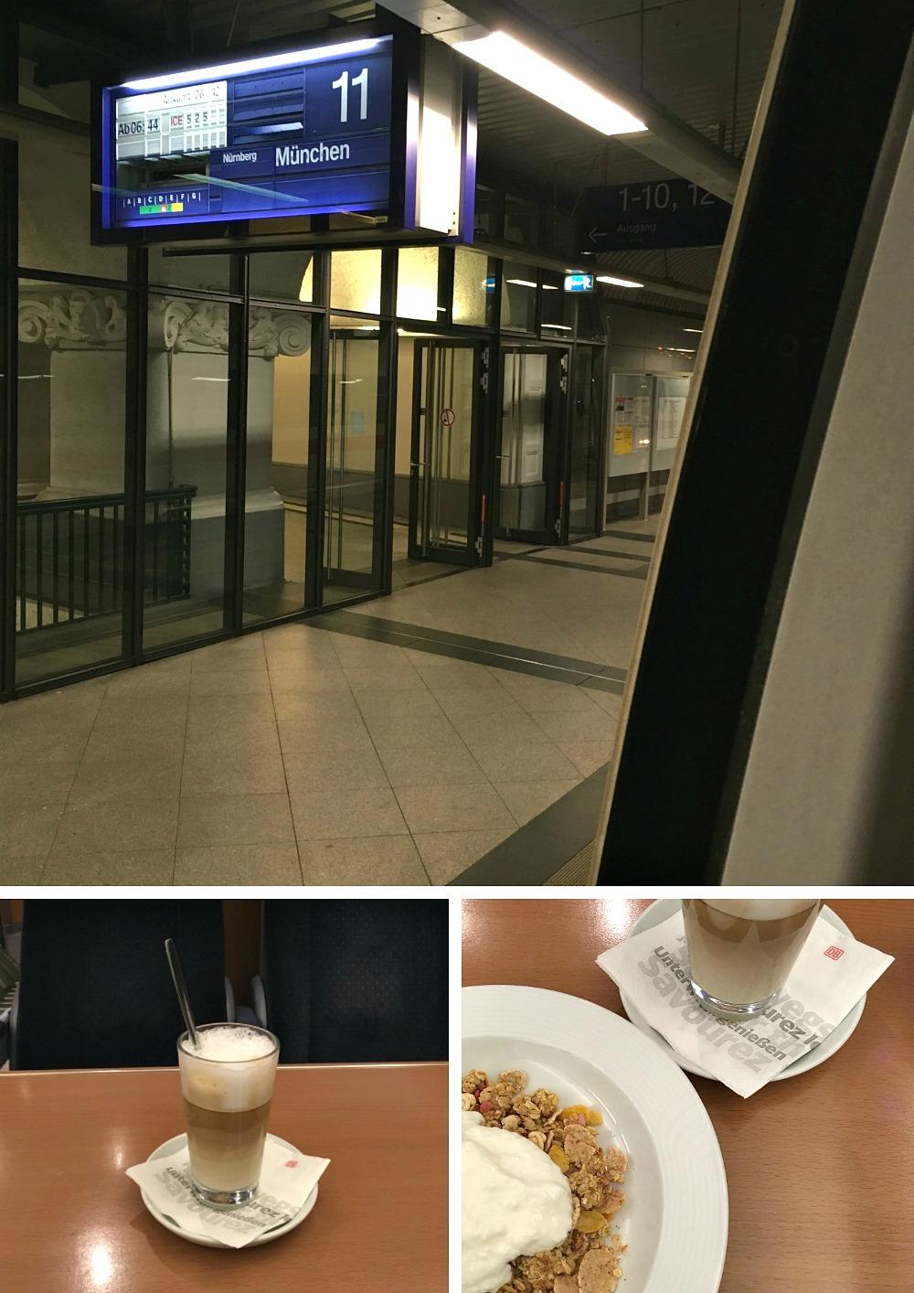 Rail & Fly Deutsche Bahn