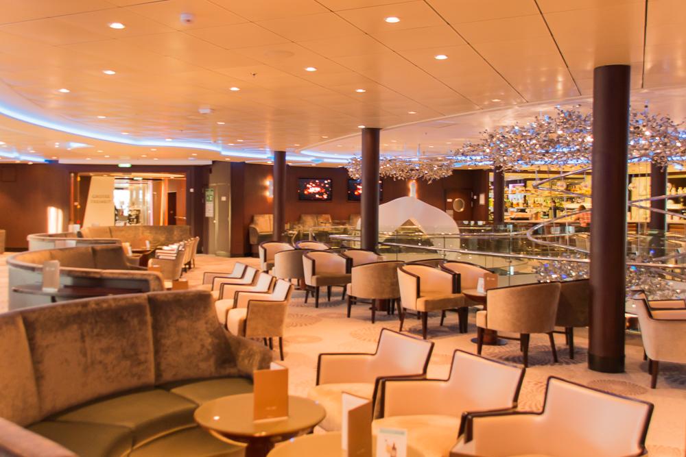 Mein Schiff 5 Lounge