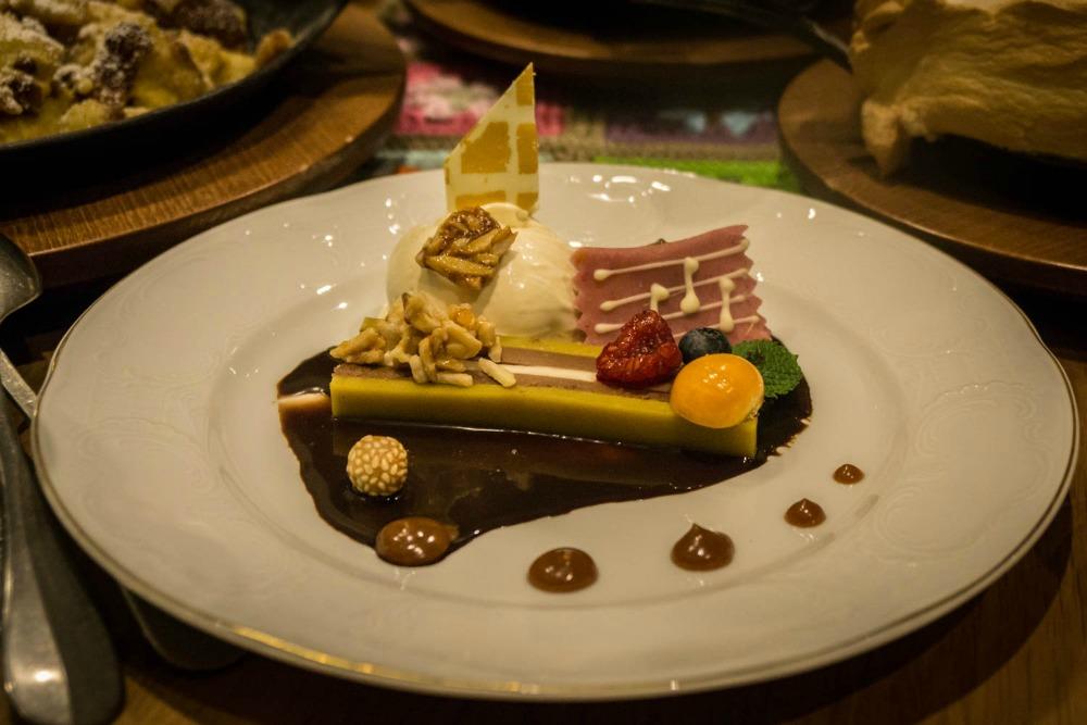 Mein Schiff 5 Dessert