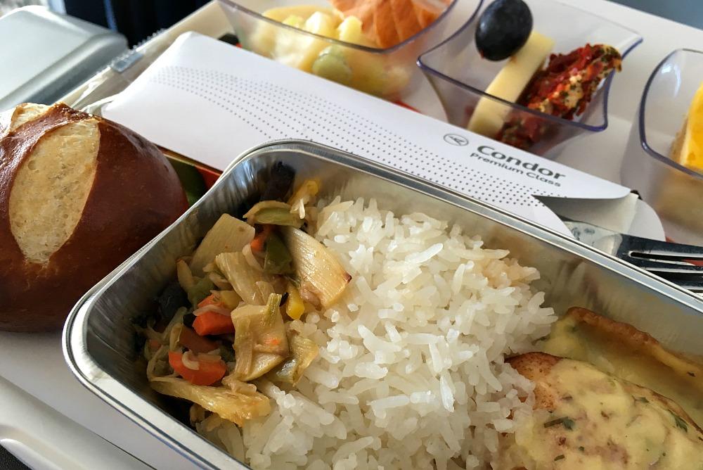 Condor Premium Menü