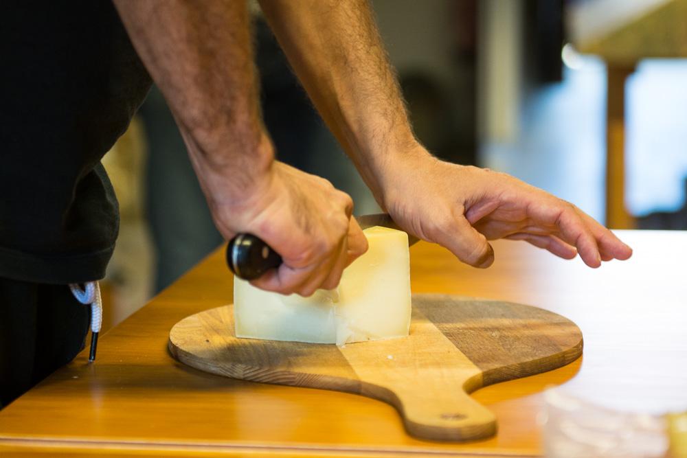 Käse im Baskenland
