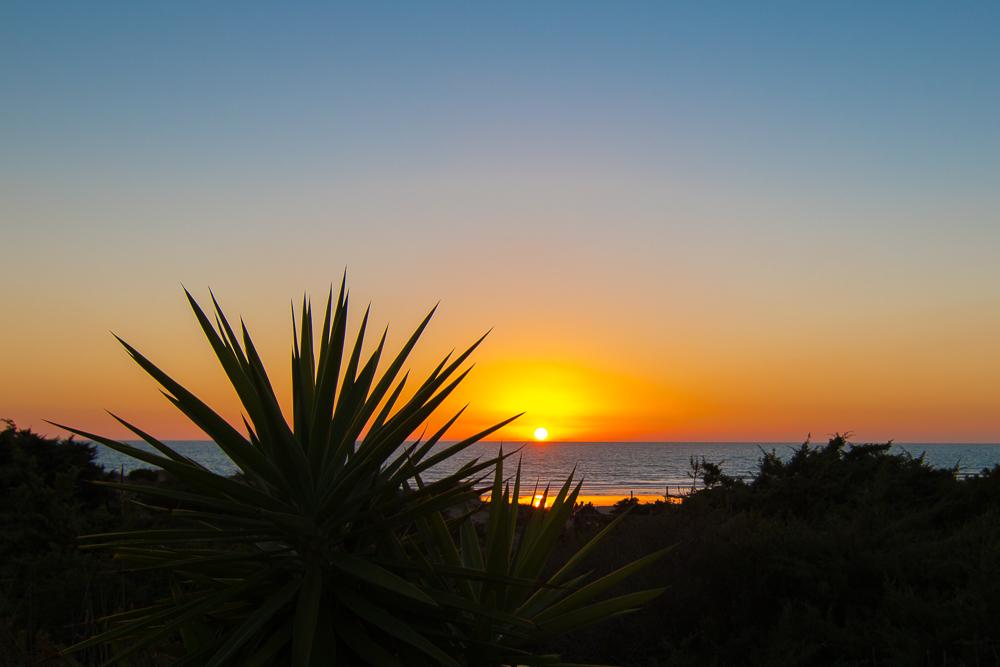 4-spanien-andalusien-iberostar-andalucia-playa-duenen-sonnenuntergang