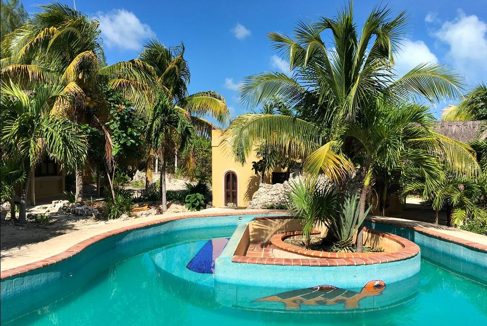 Hotel Isla Blanca, Cancun, Mexiko