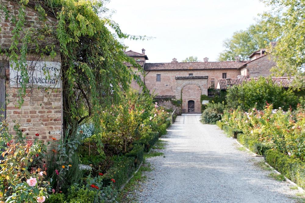 In der Emilia-Romagna, Italien