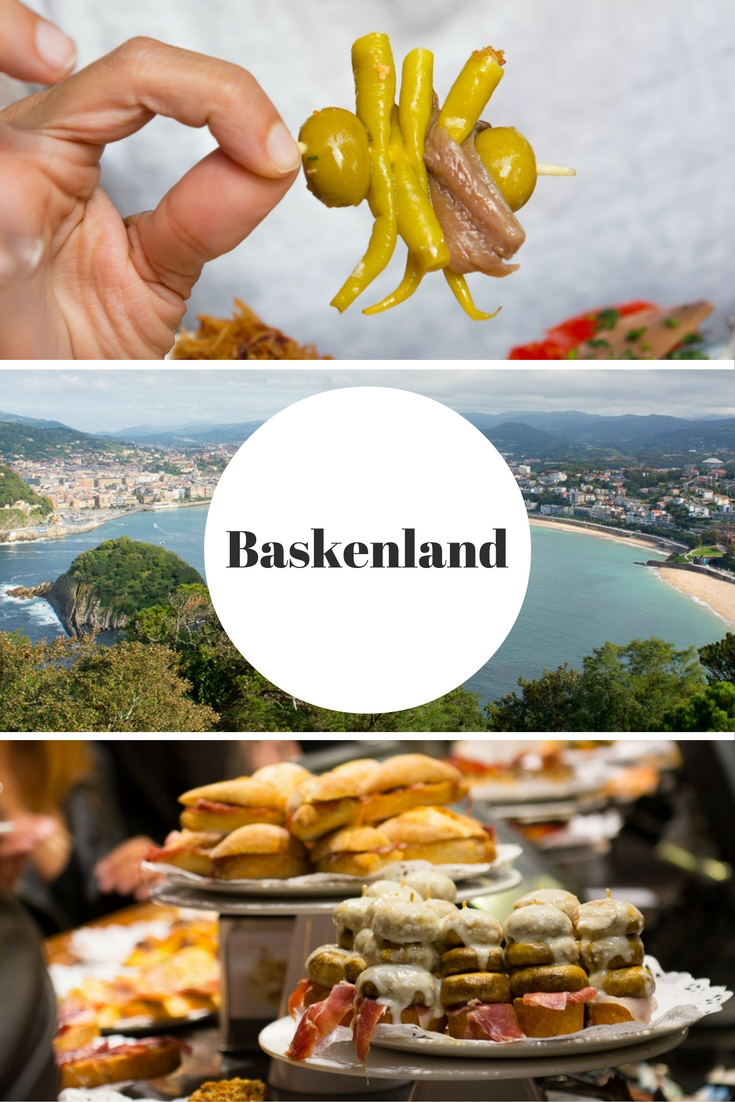 Essen & Wein im Baskenland, Spanien - mit Pintxos, Sternerestaurant & Kochkurs