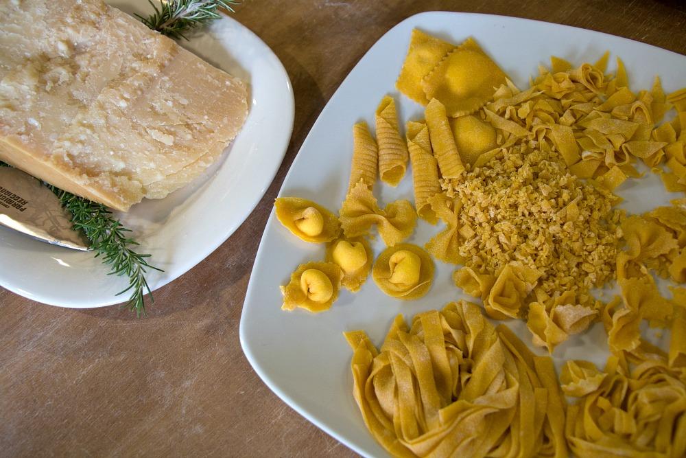Pasta in Italien