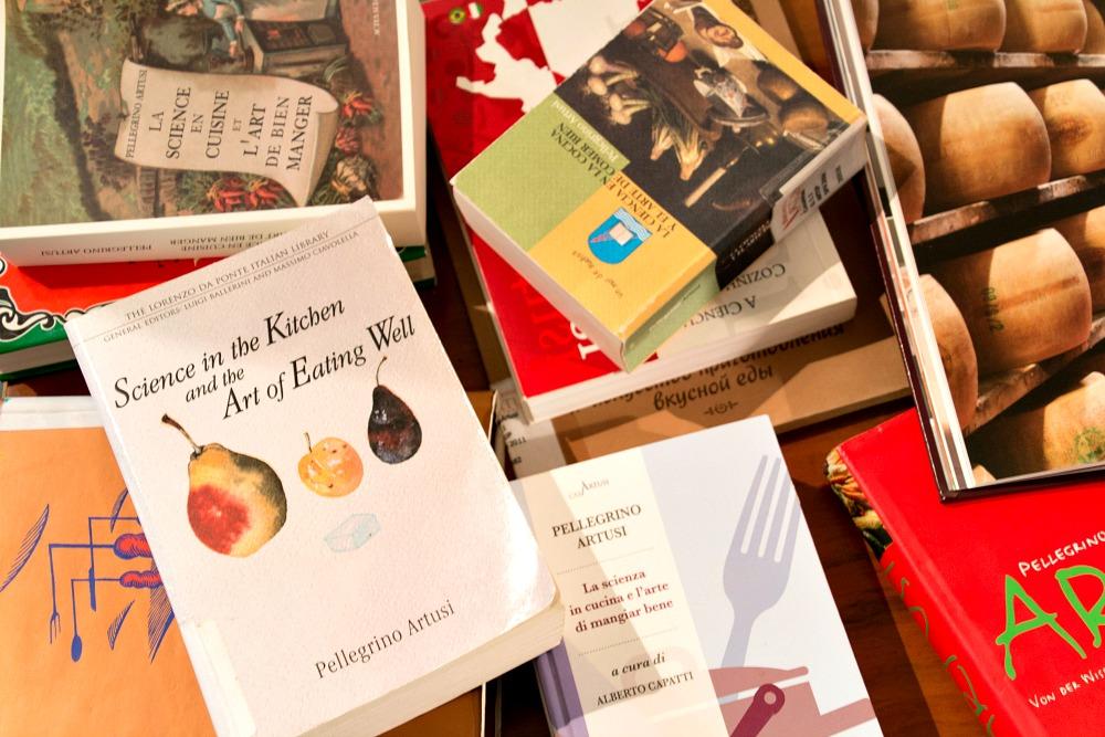 Kochbuch von Pellegrino Artusi